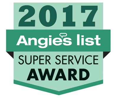 Love Pool Care - Angie's List Super Service Award 2017