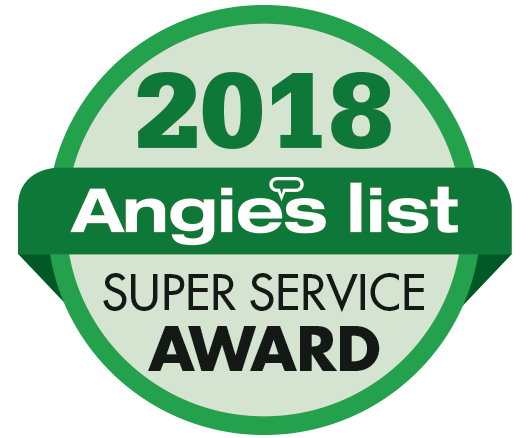 Love Pool Care - Angie's List Super Service Award 2018